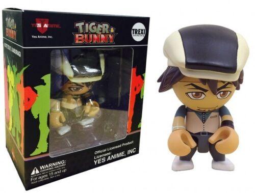 Tiger /& Bunny Kotetsu Kaburagi Anime Trexi Figure YATTGB04