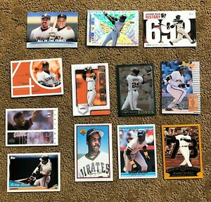 Barry-Bonds-12-Card-lot-Includes-Rare-2002-Topps-365-HR-73-11-others