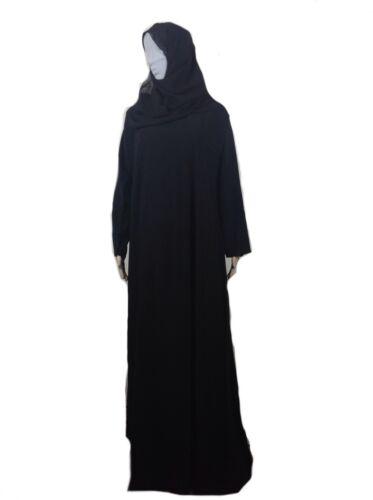 Islamic women beautiful black Jilbab//abaya