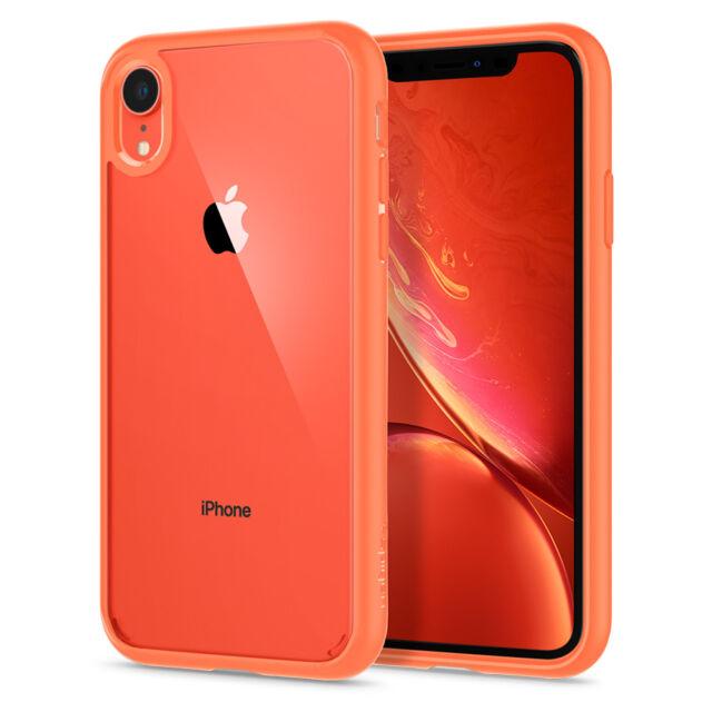 apple iphone xr case spigen