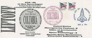 USA cosmos COLUMBIA 1994 - Bystra Slaska, Polska - USA cosmos COLUMBIA 1994 - Bystra Slaska, Polska
