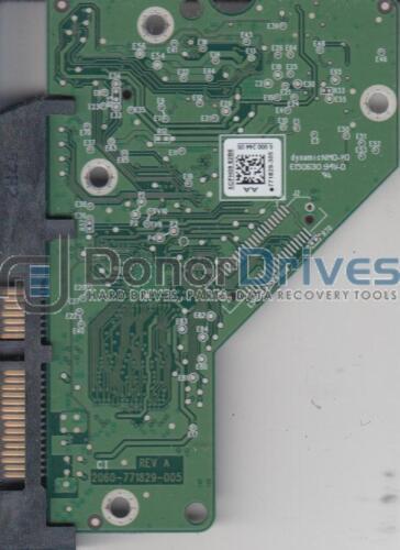 WD10EZEX-08M2NA0 771829-305 AA WD SATA 3.5 PCB