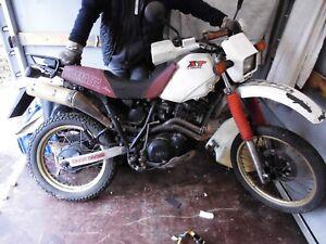 original-Ersatzteile-Teile-spare-parts-Yamaha-XT600-43F-XT500-1x-Tank-reservoir
