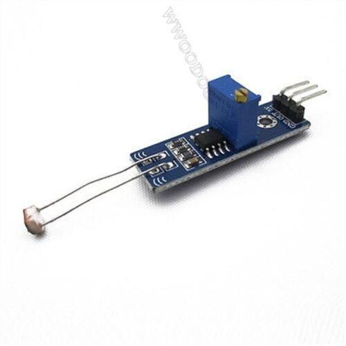 1Pcs Photoresistance Detection Optical Photosensitive Light Sensor Module yi