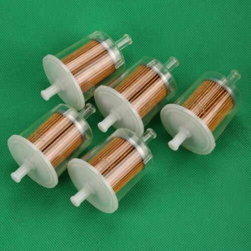 5XFuel Filter For Kubota 12581-43010 12581-43012 12691-43010 Small Engine
