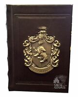 Wizarding World Of Harry Potter Deluxe Hufflepuff Metal Crest Journal Diary Book