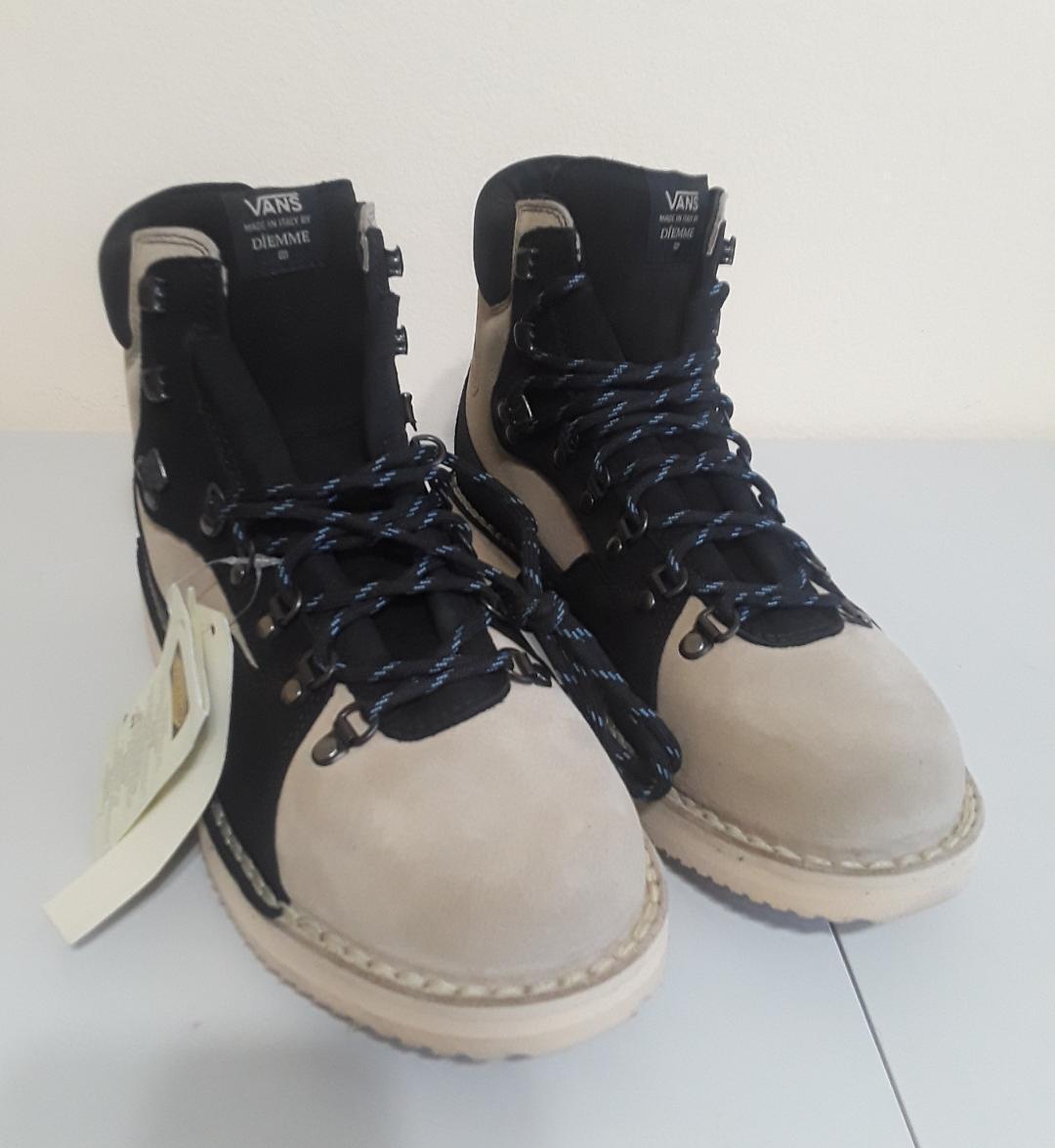 VANS X Diemme Montebelluna Hiker LX Vault Buffalo Boot Size 9.5 Made in