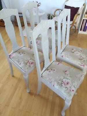blomstrede stol