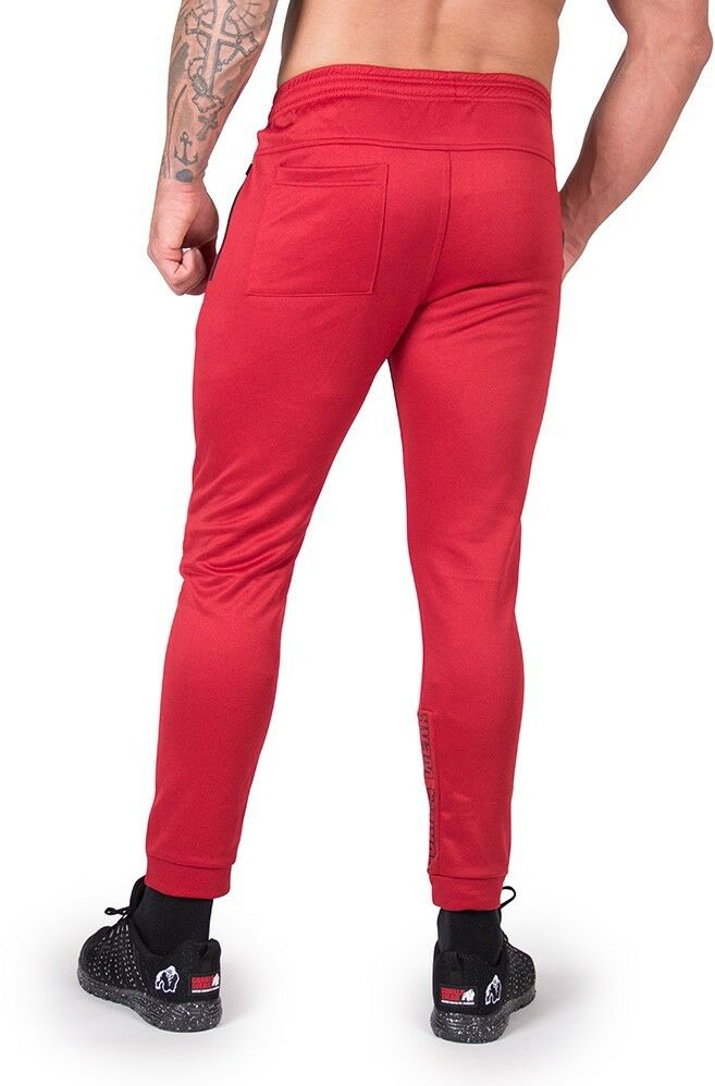 Gorilla Wear Bridgeport Jogger Jogger Jogger – rot bae477