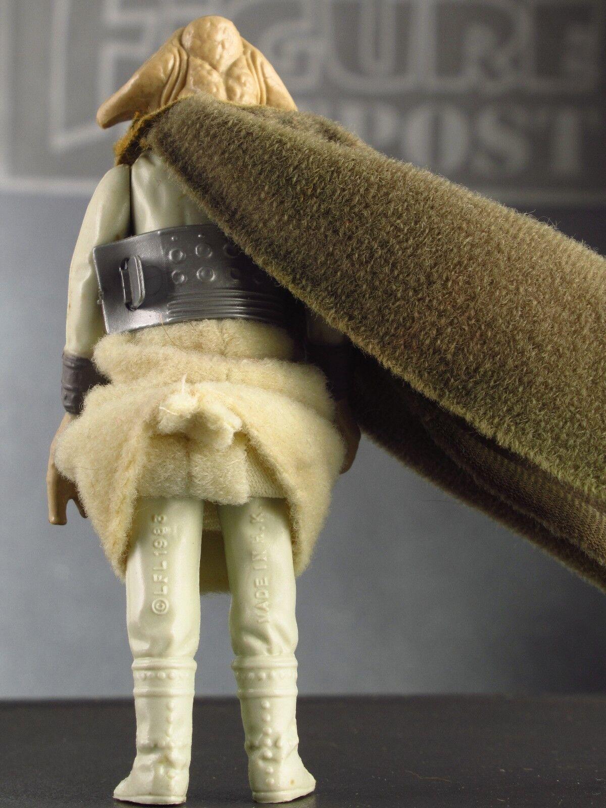 SQUID SQUID SQUID HEAD 1983 Vtg Star Wars redJ Action Figure Toy COMPLETE Jabba Alien Tessek fdf675