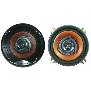 pioneer ts g 1346 enceintes coaxial pour voiture ebay. Black Bedroom Furniture Sets. Home Design Ideas