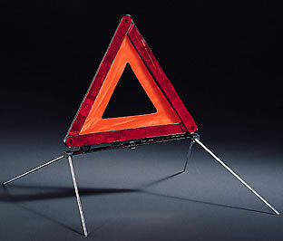 Ring RCT1360 CE Certified Emergency Warning Triangle for Roadside Use Ideal for Driving in Europe