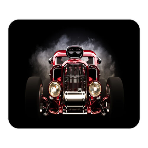 Tappetino per mouse Oldtimer Auto Hot Rod stampati