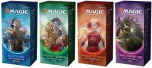 Magic-The-Gathering-Challenger-Decks-2020-Set-of-4-Preorder