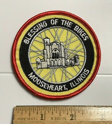 """E24 Irish Blessing 4/"""" Embroidery Iron-on Custom Patch"""