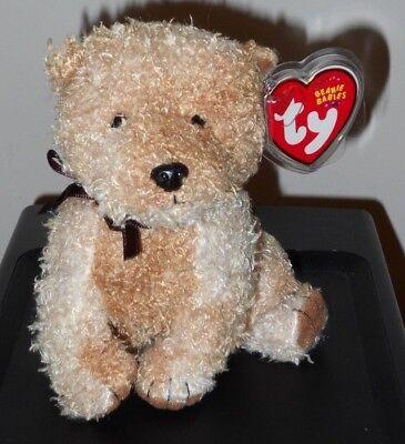 5 Inch Ty Beanie Baby ~ SCAMPY the Dog MWMT