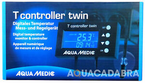 Aqua Medic T Controller Twin Digital Temperature Monitor