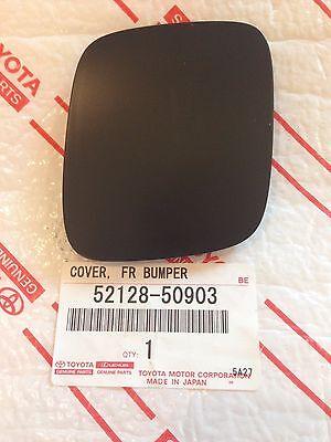 *NEW LEXUS LS460 LS600H LEFT FRONT BUMPER TOW HOOK COVER OEM CAP CLIP 10-12 LH