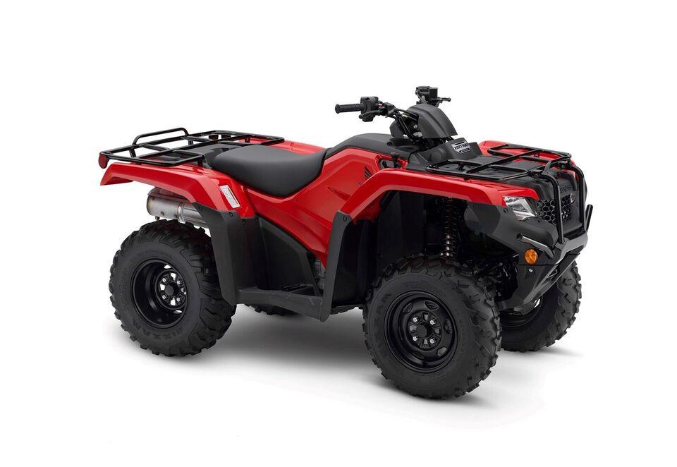 Honda, 2021, Rød