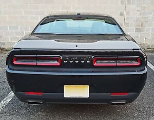 Image Is Loading 2017 2018 Dodge Challenger G Series Notched Spoiler