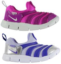 NIKE DYNAMO FREE Kinderschuhe Lauflernschuhe Slipper weiß//lila//purple Gr.19,5