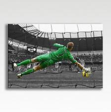 "JOE HART CANVAS Manchester City Poster Photo Print Wall Art 30"" x 20"" CANVAS"