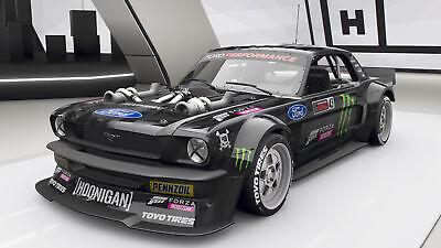 Hoonigan Mustang Forza 4