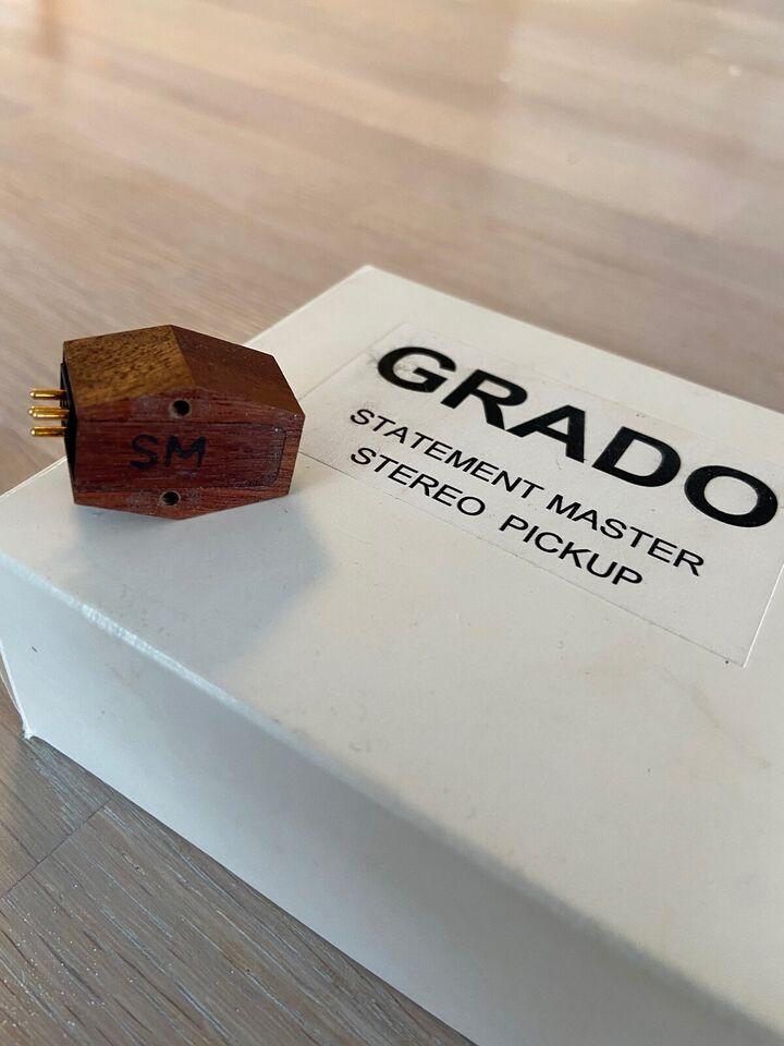 Pickup, Grado Statement Master, God