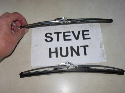 AUSTIN HEALEY 3000  SS WIPER BLADES NEW X 2   STEVE HUNT WIPER PARTS