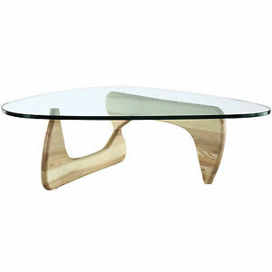 Exceptional Image Is Loading Noguchi Coffee Table In Natural Isamu Triangle Wood  Photo