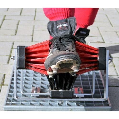 Stiefelputzer Schuhreiniger Schuhbürste Edelstahl V2A FloorMAX® Original ⭐⭐⭐⭐⭐