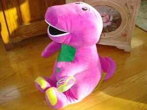 N Barney 26 Speak Sing Jumbo 7FqcfdwW