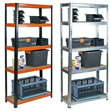 5 Tier Garage Shelving Unit (Extra 10% off today)