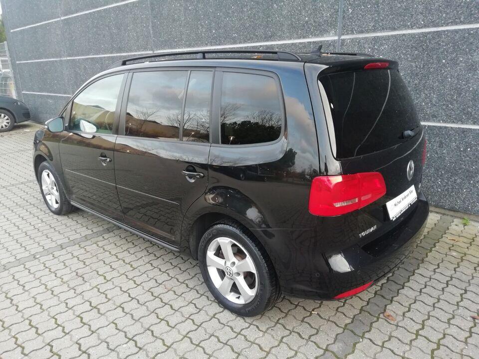 VW Touran 1,6 TDi 105 Trendline 7prs Diesel modelår 2011 km