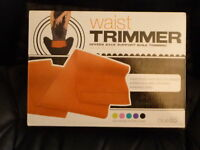 Blue55 Waist Trimmer Slimmer One Size Fits Most Brand In Box
