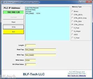 Details about Allen Bradley Ethernet DLL Driver for ControlLogix &  CompactLogix Run Time Free
