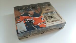 2019-20-Upper-Deck-Artifacts-Hockey-8-Pack-Box-NIP-Autographs-Relics-Possible