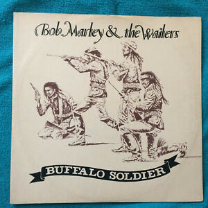 Bob-Marley-amp-The-Wailers-Buffalo-Soldier-1983-UK-Vinyl-12-034-MINT-UNPLAYED