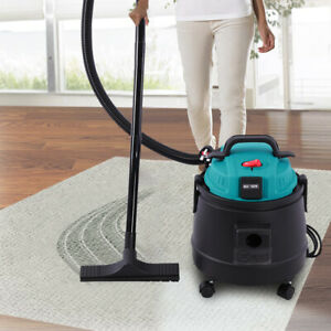Wet And Dry Vacuum Cleaner Commercial Cleaning Bagged
