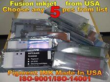 Any 5 pcs Epson Stylus Pro 7700 9700 7900 9900 7890 9890 wt7900 not oem tank thj