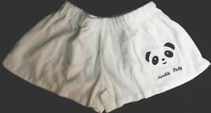 Cute Kawaii Panda Anime Animal Cosplay Plush sleep shorts/hot pants/scanties