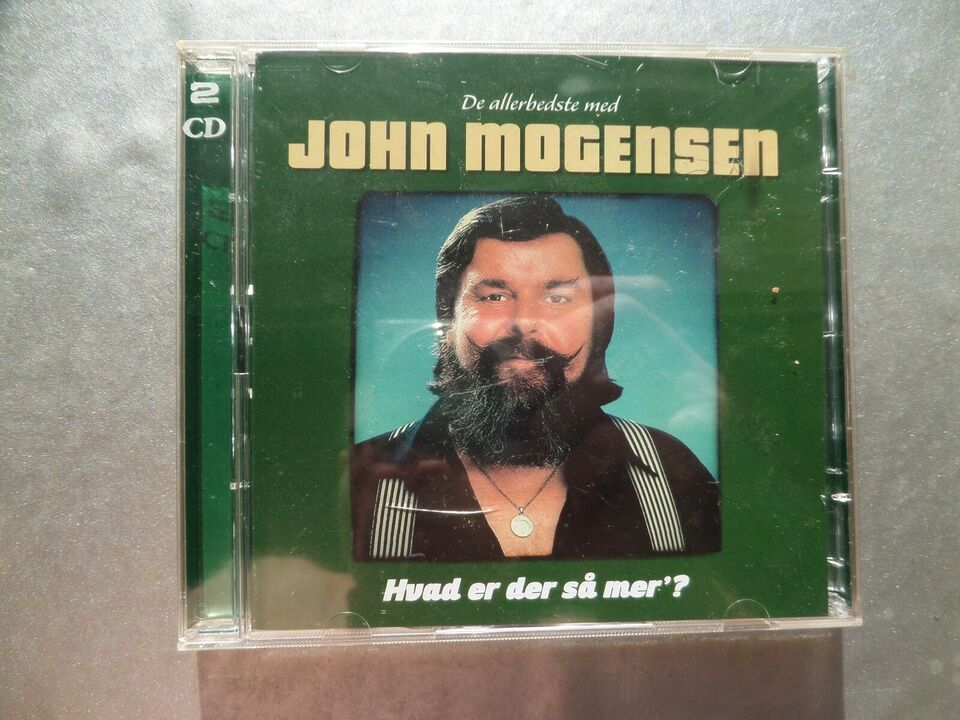 JOHN MOGENSEN: HVAD ER DER SÅ MER, pop