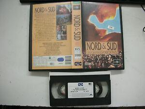 NORD-amp-SUD-UNA-BATTAGLIA-PER-LA-PACE-1994-VHS-italiano