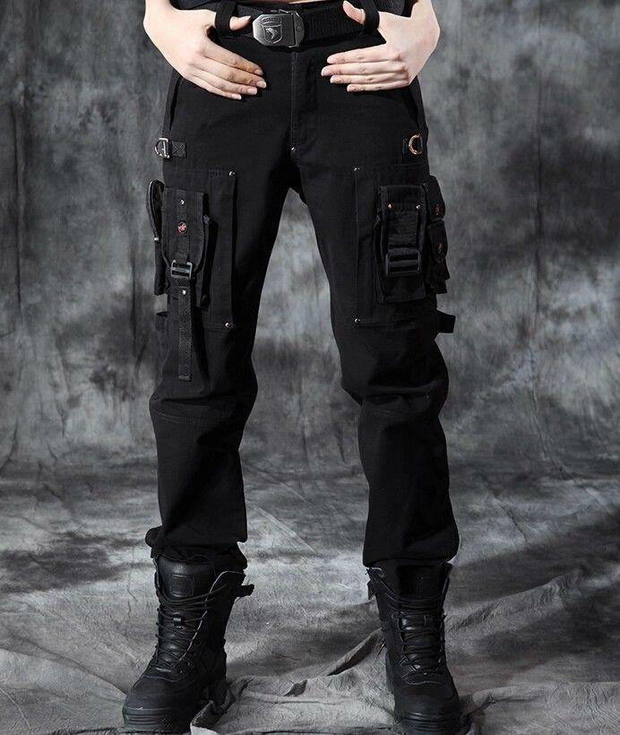 Womens Mens Combat Pants Cargo Military Camo Casual Outdoor tactical Trousers