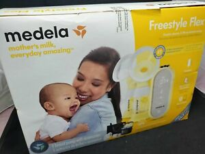 Medela Freestyle Flex Breast Pump Double Electric 2 Phase