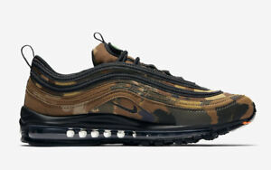 Nike Air Max 97 PRM QS Camo Country Pack ITALY AJ2614-202 US Men