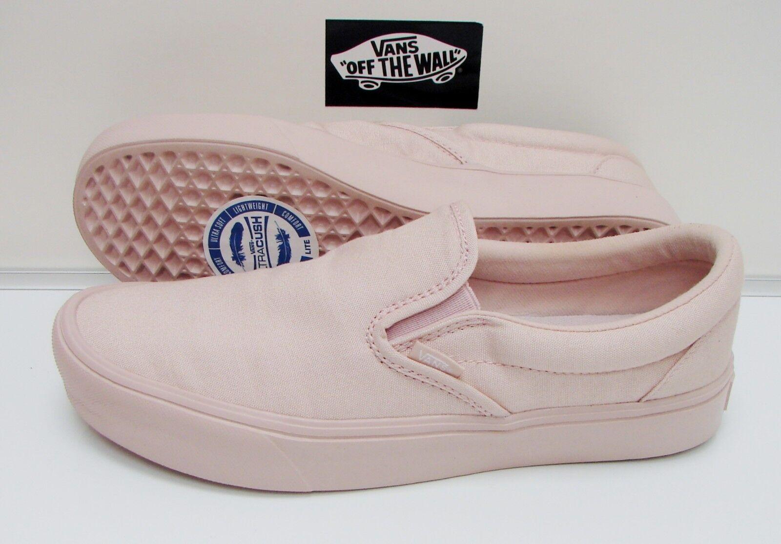 VANS SLIP-ON (LITE) SEPIA pink VN-0A2Z63O3N MEN'S