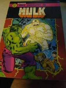 Hulk-Album-N-2-Avec-les-n-12-et-13-Aredit-Marvel-Comics-1980-BE