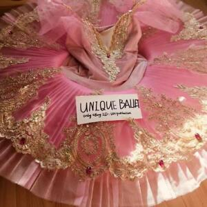 b7d503f8f Image is loading Kids-Ballet-Tutu-Costume-Dress-Adult-Sleeping-Beauty-