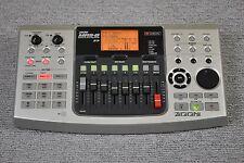Zoom MRS-8 MultiTrak Digital Recording Studio 8Track Recorder Drum/BASS Machine